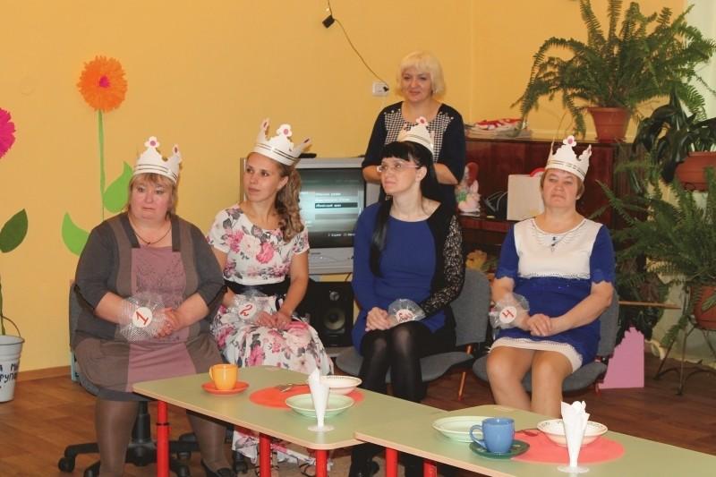 «Парад принцесс» в «Родничке»