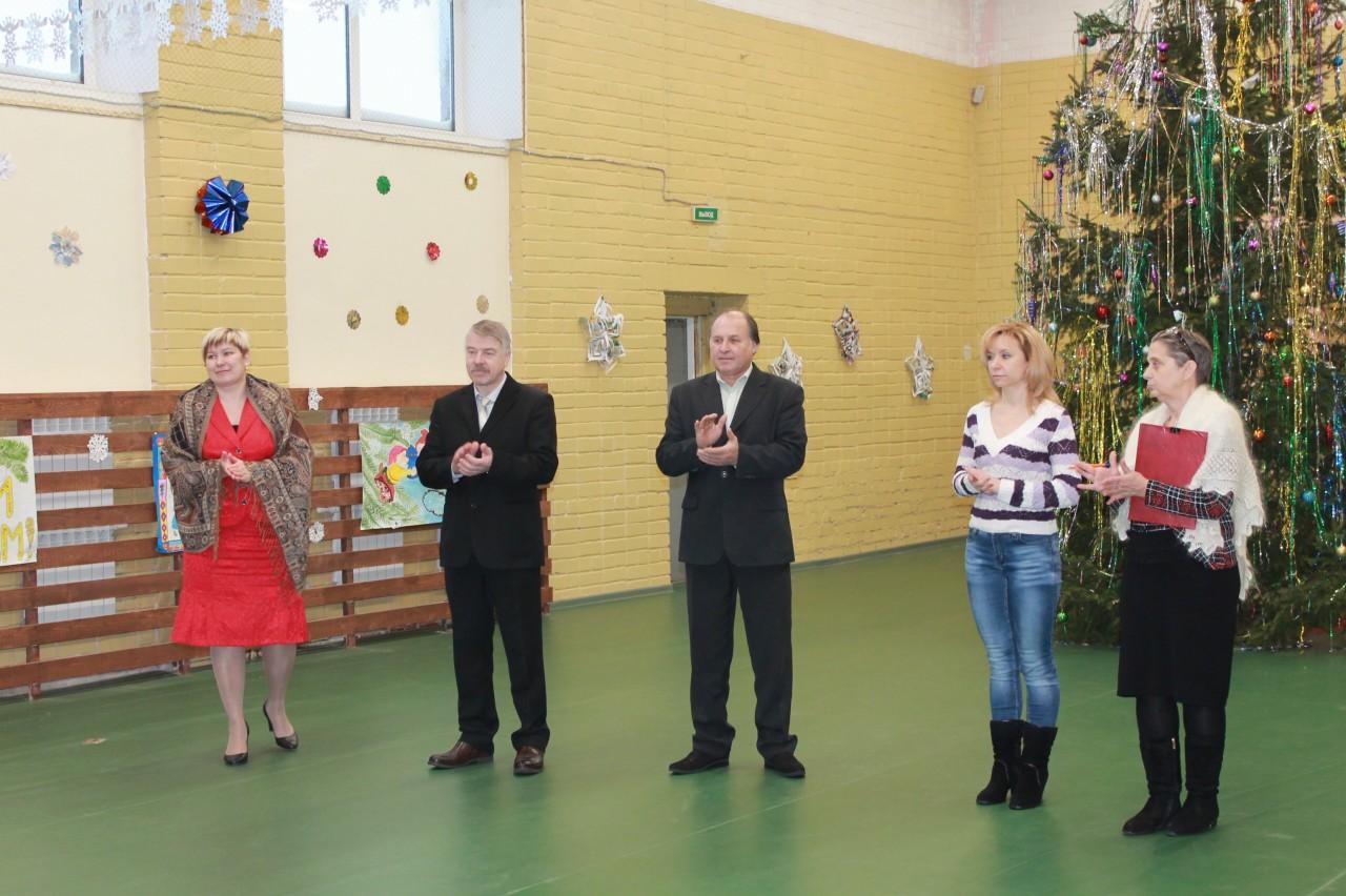Открыли спортзал в Вешкелице