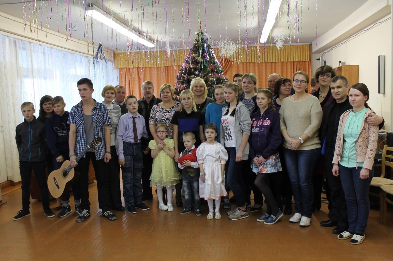Рождественские встречи в Вешкелице