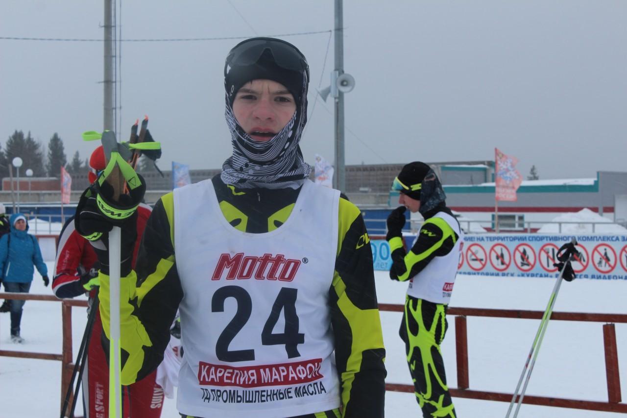 48-й лыжный