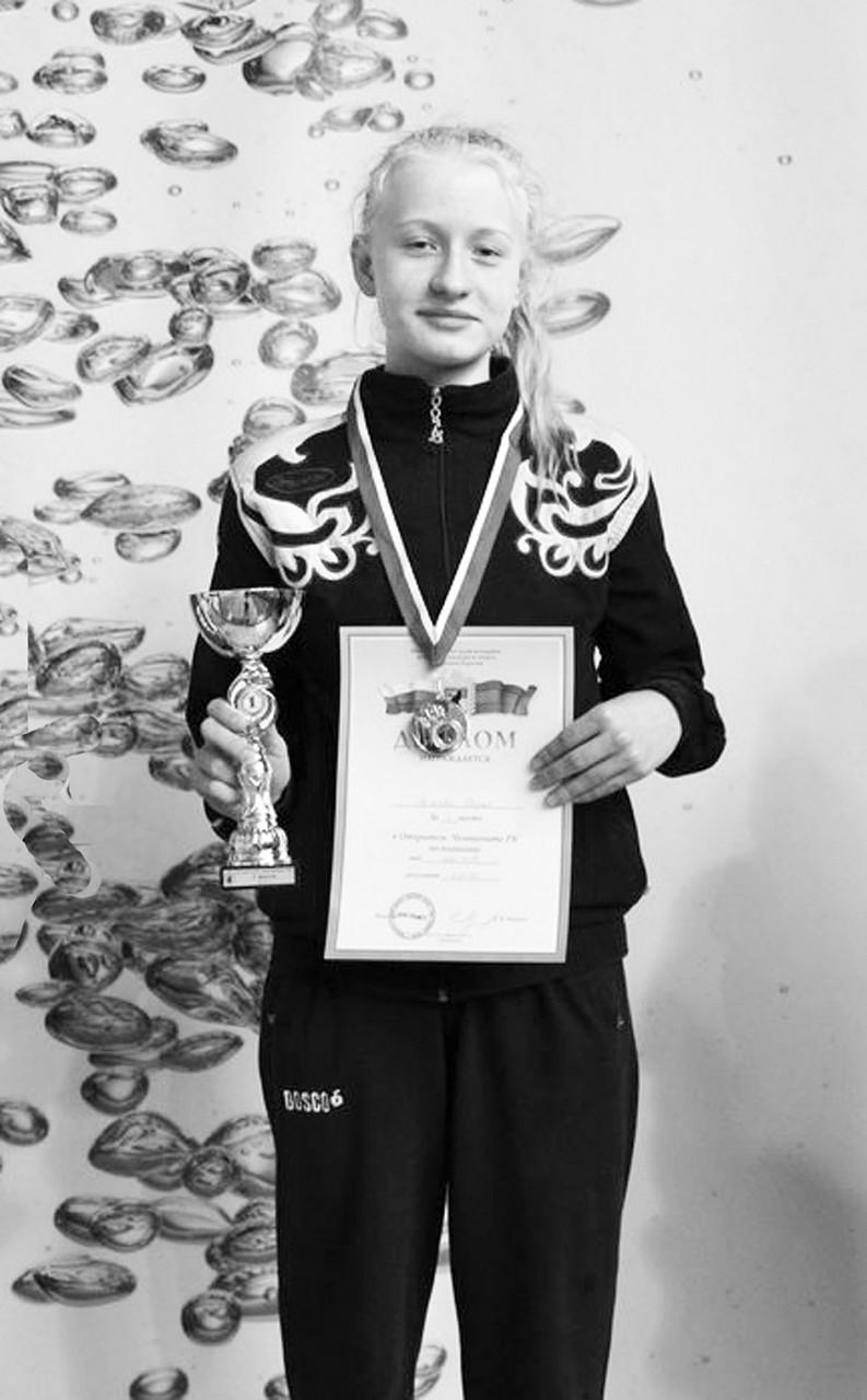 Дарья  Нечаева – чемпионка Карелии!